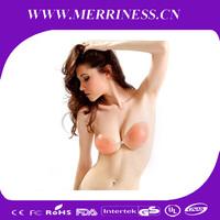 Silicone bra Free Bra Brassiere Invisible bras Breast A B C D Cup Nipple-shield Breast form