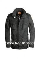Free shipping 2014 men's jackets spring summer outdoor brand clothing parkas overcoat Sanbing Windbreaker desert