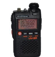 2014 New BaoFeng UV-3R  Interphone FM Ham Radio  Dual Band Two-Way Radio Baofeng BF UV 3R 5-8KM Distance Walkie Talkie 2W FM