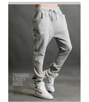 Free shipping 10pcs/lot 2014 New Men's Cool Harem Pants ,leisure pants, Casual mens Sports Pants Trousers ,2colors, 4sizes,WP40