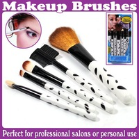 Cosmetic Kit Powder Eyebrow Brush Blush Makeup Beauty Brushes