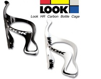 free shipping LOOK HR carbon fiber road bikes bottle cage 2 pcs, 2 color choose,elite/bonrager/time/look bottlecage holders