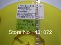 Free shipping 500PCS/LOT X Orignal SMD 1N4148 LL4148 4148 switching diode LL34-speed switching diodes