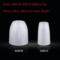 1pc Fenix AOD-M, AOD-S Flashlight Lampshade for Fenix TK11/TK15/TK22/RC10/RC15, PD22/PD32/LD12/LD22/E25/E35 + Free Shipping