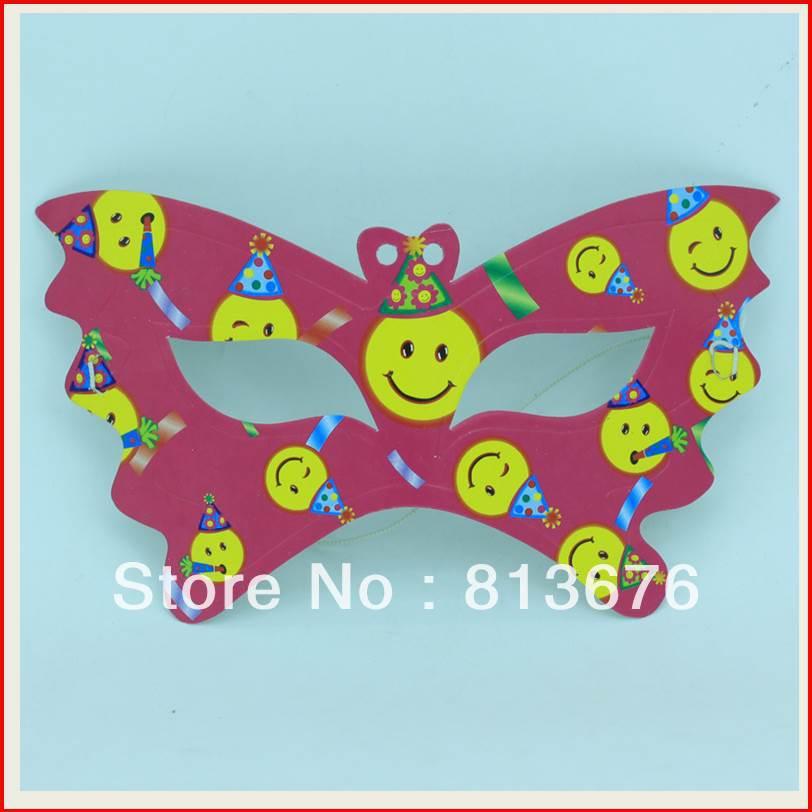 Paper Face Mask Face Masks Kids Paper