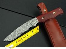 O envio Coleção faca de caça de talheres facas afiadas Borda Pure Handmade Faca Online Store filetagem facas grátis(China (Mainland))