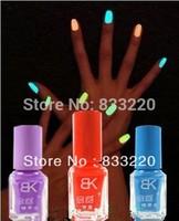 Nail Art Accessories Nail Art Supplies Toiletry Kit Luminous Gel Nail Polish Oil Neon Candy Color Manicure  Nail Tools Uv Lamp