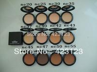 2014 new arrival studio fix powder plus foundation 15g face powder free shipping