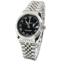 men full steel watch women brand wristwatch woman watch famous brand SSF229