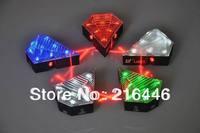 High Quality Bike Laser/Bicycle Laser Rear Tail Light /Rear Light Diamond Cool Warning Light Mountain Bike/4 Colors Free Choice