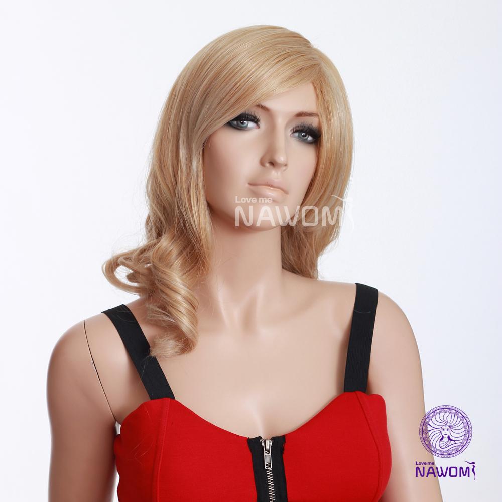Парик из искусственных волос NAWOMI rinka mendium 3272B парик из искусственных волос nawomi 100