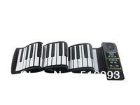 Free Shipping Flexible Roll Up Synthesizer Electronic Keyboard Piano 88 Keys Loud Speaker