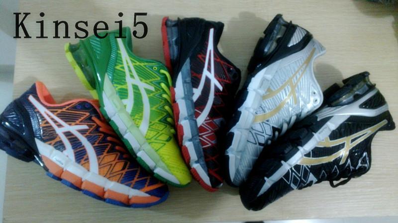 Hot 2014 Kinsei 5 original, man and women brand Kinsei5 running shoes ,women and men athletic tennis shoe size36-45(China (Mainland))
