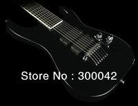 ESP Stephen Carpenter Signature STEF-B7 7-String Electric Guitar Black By Spring