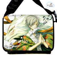 NEW  natsume yuujinchou Anime surrounding canvas shoulder bag  Inclined shoulder bag chool bag Ten style