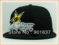 wholesale rock star mens'  caps rockstar hat rockstar games embroidery letter baseball cap fox hat