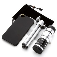 Ray photo (LEISE) LS-12Xi5 12 times telephoto lens suitable for iphone5/5s phone