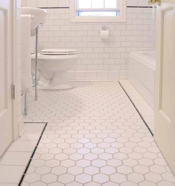 Bathroom Flooring Hexagon Tile Specs Price Release Date Redesign