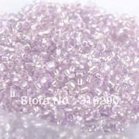 light purple 3MM 30g/lot  Fahsion DIY mini Loose Czech Seed beads glass beads garment accessories&jewelry findings