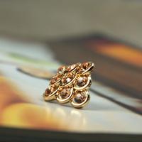 2014 NEW A stud earring cuicanduomu all-match ol stud earring female earrings elegant