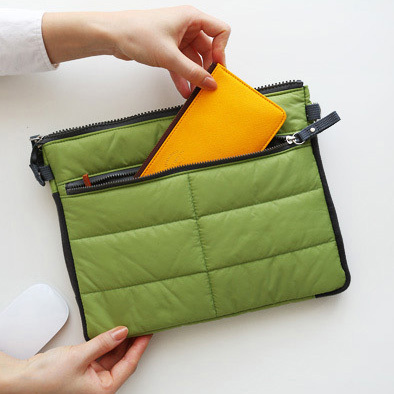 6063 package new for ipad laptop bag portable digital storage bag(China (Mainland))