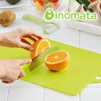 Ultra-thin antibacterial resin soft chopping board plastic fruit chopping block (The minimum order amount $10)