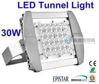 Wholesale Free shipping 30W LED Street Light Street Lamp LED Floodlights AC85-265v High Quality LED Tunnel Light