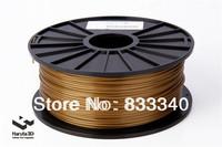 FEDEX Free Shipping Factory sales! 6 spools Metalic Color 3D printer Filament PLA 1.75mm