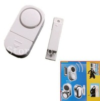 1PCS /LOT Magnetic sensor Window Door Entry Alarm Safety Anti-theft Doorbell , freeshipping, dropshipping
