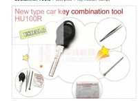 Free Shipping New type car key restructuring tool HU100R key combination tool