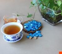 Onsale Yunnan Pu'er tea cream tea ripe tea Hongyun treasures tea cooked tea cream 50g Free shipping