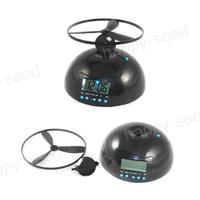 Screw-Propeller Flying Style Digital Alarm Clock  [HM82]