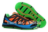 Free Shipping!2014 NEW Zapatillas Men Salomon Kalalau M,High Quality Mountain Series universal Running Athletic Shoes,Size 40-45