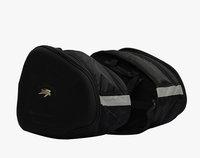 new 2014 Pro-biker waterproo motorcycle saddlebags helmet bag tail bag Rear seat package