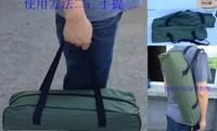 600D oxford fabric tackle fishing rod bag,fishing bag