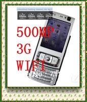 unlocked original of supplies wholesale NokiaNO.1 N95. WIFI  500MP.  3G.mobile phone gift.Sales Worldwide multi-language