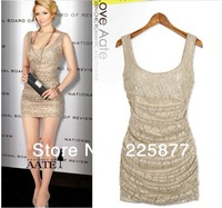 New 2014 fashion lace dress sexy novelty women winter dresses sexy women elegant girl evening casual