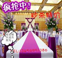 Colorful carpet multicolour 84 non-woven carpet tapirs t carpet wedding props wedding