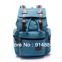Free Shipping Factory Direct Sale Canvas Travel Bag Fashionable Backpacks