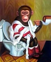 wholesale monkey painting