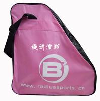 Odyssey b2 roller shoulder bag handbag skate bag blue phlobaphene three-color