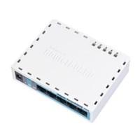 Mikrotik routeros rb750 router aluminum case