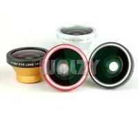 180 Degree Fish Eye Wide Angle Lens Phone Lens Below Diameter 13mm FE-12