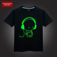 New brand children t shirt 2014 boy clothing children outerwear short-sleeve baby equipment free shipping