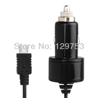 2.1A Micro Usb Car Charger for Samsung Galaxy Tab 3 7.0/P3200/T210, 8.0/T310, 10.1 /P5200 , N9000/N7100/I9500, free shipping