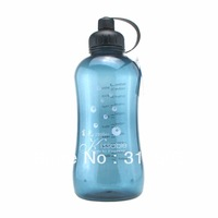 2800ml FuGuang plastic water bottles with filter,86 oz Sports bottles.round.Good quality and reasonable price,high capacity