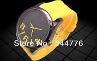 Наручные часы Holiday high quality leather watch women men ladies fashion dress quartz wrist watch