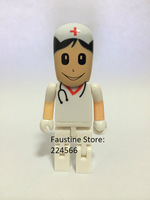 Free shipping 1pcs Doctor shape USB Flash drive 2GB 4GB 8GB 16GB 32GB 64GB Pen Drive Memory stick U Disk Thumb Drive