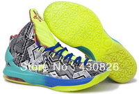 Free Shipping Hight Quality Famous Brand Kevin Durant 5 KD V Men's Sport Basketball Shoes,Men Athletic Shoes,Size40-46 US7-12