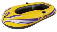 JILONG,Atlantic 300set 3 Person fishing boat 218X110x36cm Children Kids inflatable boat PVC boat with repair patch1par oars1pump